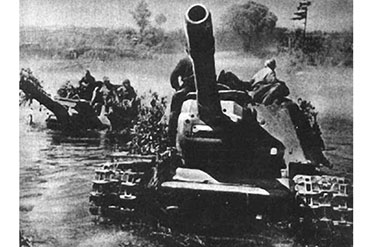 The ISU-152 is an iconic machine of the Great Patriotic War with a sole mission to lead the charge of the Red Army to total victory in Berlin.