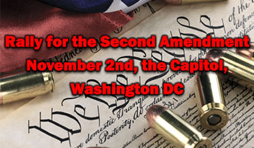 Gun owners, rights activists, and lovers of liberty will be gathering on the lawn of the Capitol in Washington DC on Saturday, November 2nd, 2019, at 1:00 in the afternoon.