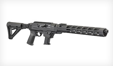 Sturm, Ruger & Company, Inc. introduced three configurations of its new Pistol Caliber Carbine (PC Carbine) Chassis model.