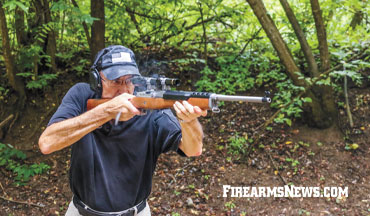 "The Ruger Mini 30 is a great ""Woods Carbine"" ready for deer or hogs! Plus, a review of the Pulsar XM50 Thermal Optic!"