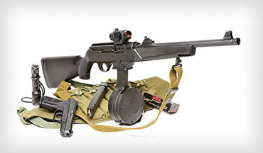 The Ruger PC Carbine offers a lot of features for self-protection, competition or survival.