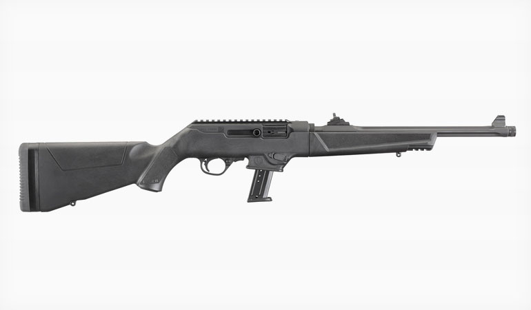 Ruger PC Carbine Now in .40 S&W