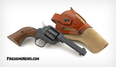 The Ruger Wrangler rimfire revolver is now available in a TALO exclusive configuration.