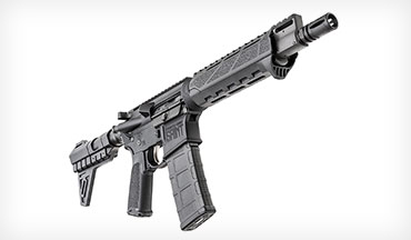 Due to the popularity of the SAINT Victor and SAINT Edge pistols, Springfield Armory has announced the new SAINT Pistol chambered in 5.56mm NATO.