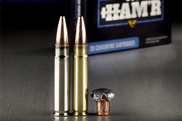 Wilson Combat announced the 300 HAM'R cartridge has been accepted by SAAMI and is now available in two new combat loads.