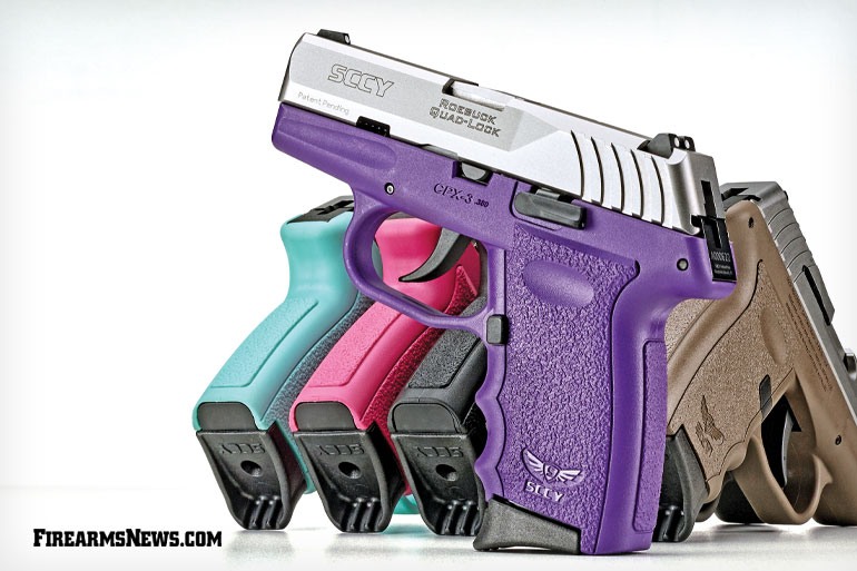 SCCY CPX .380 ACP Pistols Review