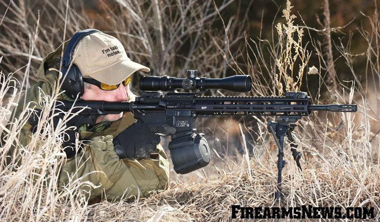 S&W's M&P15T Tactical M-LOK is a Solid Performer