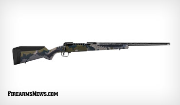 The Savage Arms 110 Ultralite is now available in KUIU Verde 2.0 camo.