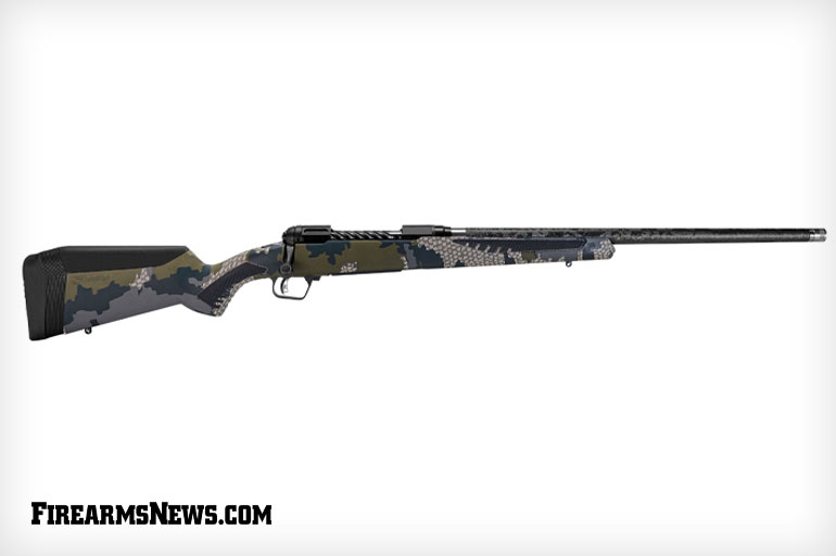 Savage Arms' 110 Ultralite Now Available in Camo