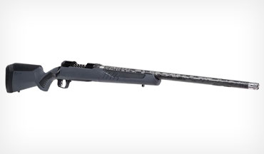 The Savage 110 Ultralite rifle, featuring the carbon fiber wrapped barrel from PROOF Research, is now shipping.