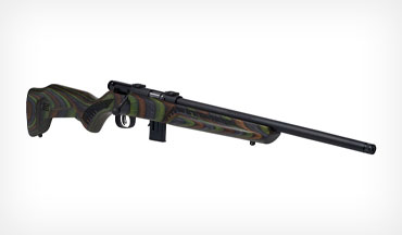 Savage introduces the Minimalist, a distinctly different take on the classic rimfire design.