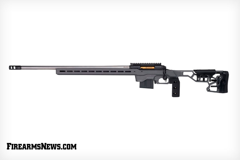 Savage Arms announced the debut of new left-handed models of their dynamic Precision Series rifles.
