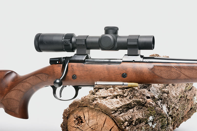 Shepherd Scopes 1-6x24mm Phantom