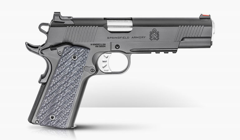 Springfield Armory Introduces the RO Elite 10mm