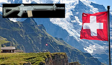 Swiss voters recently approved a measure to tighten the Alpine nation's gun laws.
