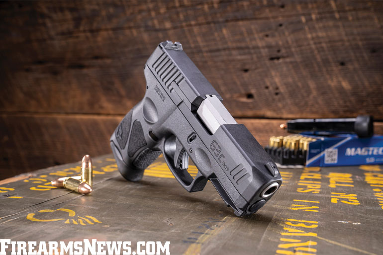 Taurus Expands G-Series Pistol Line with the G3c