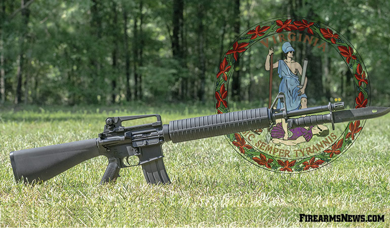 Tazewell County Forms Militia in Response to New Virginia Gun Laws