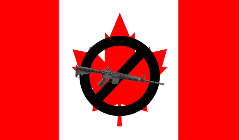 Trudeau Gun Ban Targets 200,000 Long Guns: Global News
