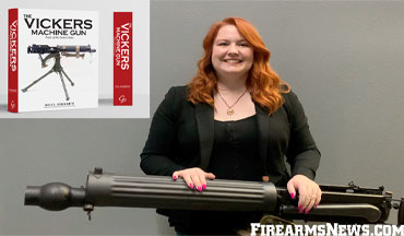 Megan Shea Vukodinovich has announced the Kickstarter campaign for the book The Vickers Machine Gun: Pride of the Emma Gees.