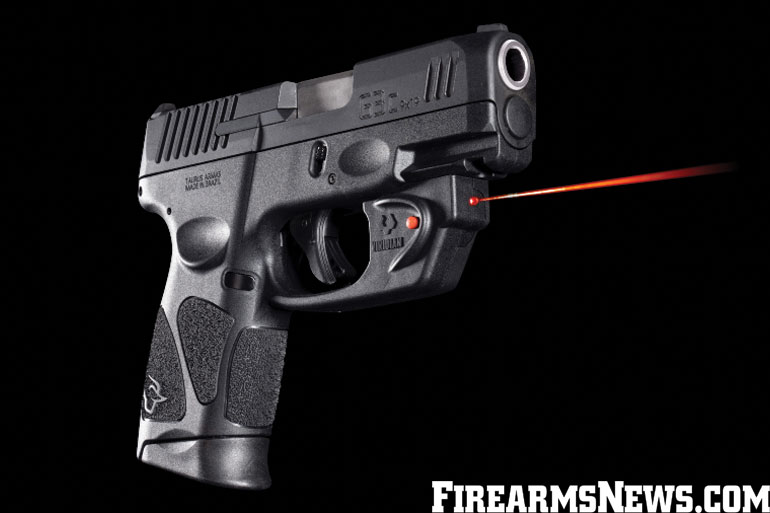 Viridian Announces E-Series Red Laser for Taurus G3c Pistol