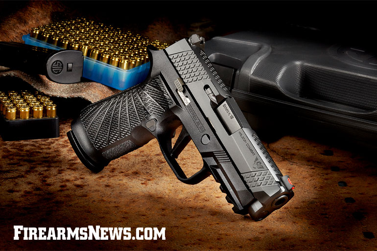 Wilson Combat-SIG Sauer WCP320 Carry Pistol — New for 2020
