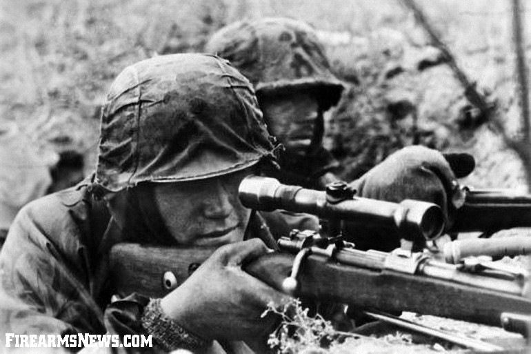 While Germany is the Edenic home of modern sniping, they were always one step behind the Soviets during World War II, despite fielding some excellent sniper rifles.