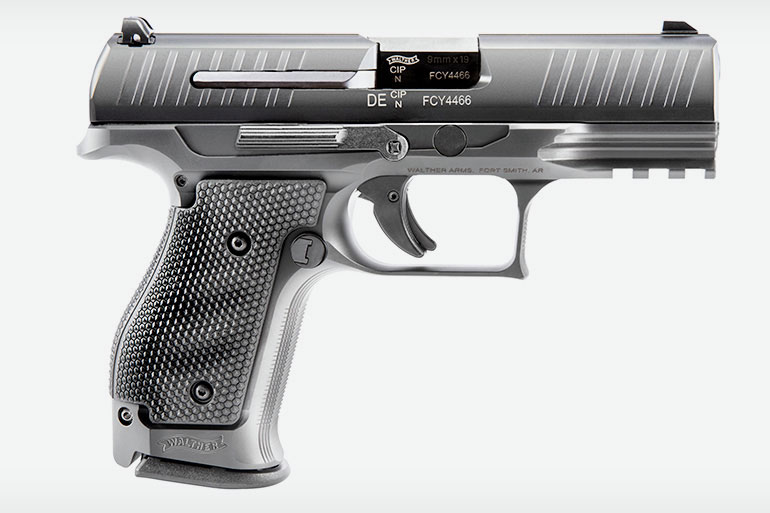 Walther Q4 Steel Frame Carry Pistols
