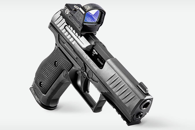 Walther Q4 Steel Frame Carry Pistols – New for 2020