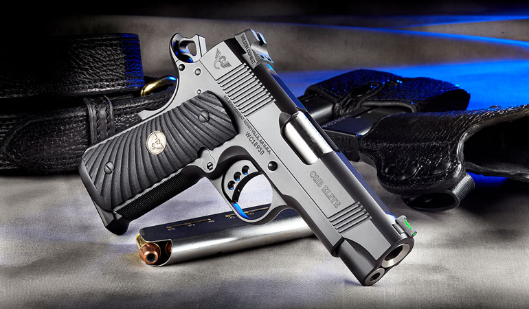 Wilson Combat CQB Elite Now Available in Three New Frame Sizes