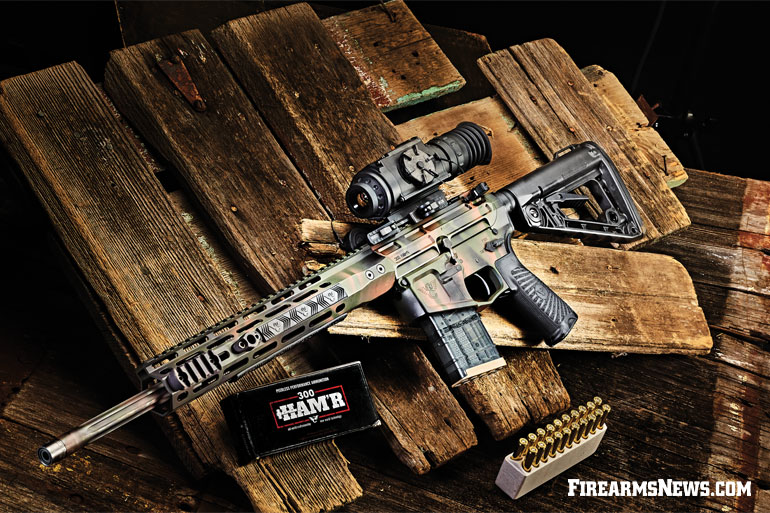 Wilson Combat .300 HAM'R Tactical Hunter Rifle Review