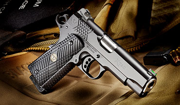 New Wilson Combat X-TAC and X-TAC Elite Commander-Size 1911s