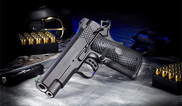 Wilson Combat has introduced its new line of X-TAC Supergrade 1911 models.