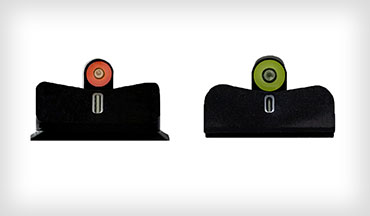 XS Sights is now offering its DXT2 Big Dot Night Sights for the Smith & Wesson M&P9 Shield EZ and HK P7 Series pistols.