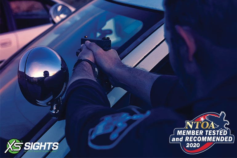 XS Sights RAM Night Sights Receive Top Rating from National Tactical Officers Association Members