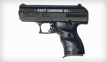 Hi-Point has YEETed its way to internet fame with the new YEET Cannon G1.