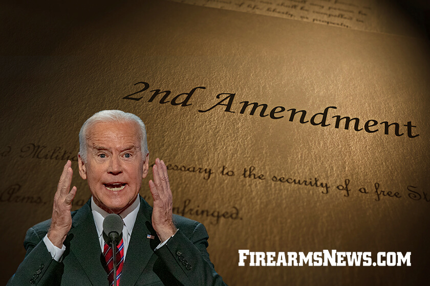 Biden Lies About the 2A, but Even Gun Owners Error Sometimes Regarding this God-Given Right