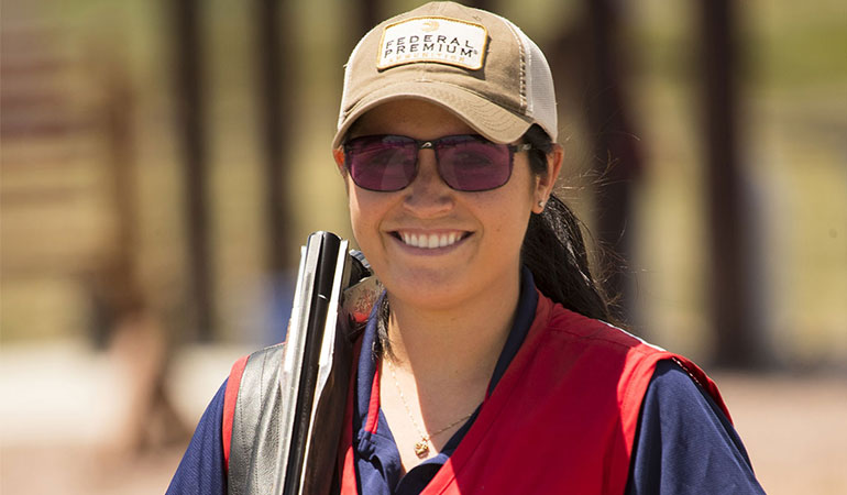 Federal Premium Shooters Hancock and Connor Crowned World Champions