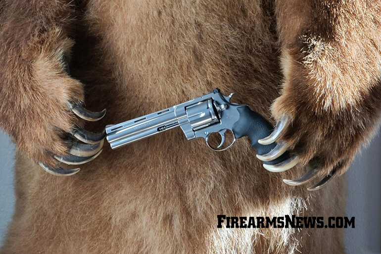 Colt Reintroduces the Anaconda and Rikk Rambo Will Take It on an Alaskan Hunt!