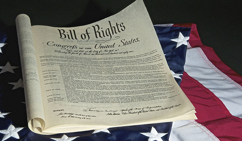 December 15th is Bill of Rights Day!