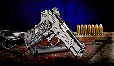 Wilson Combat EXPERIOR series 1911 pistols are a unique blend of a classic design with modern reliability and ergonomic enhancements that optimize shooting performance and handling.