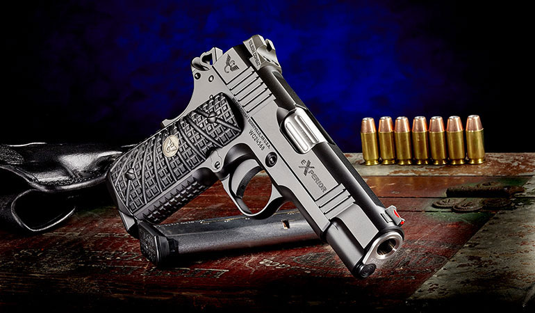 First Look: Wilson Combat EXPERIOR 1911 Series