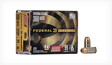 Here's a look at a few of the new Federal loads for 2021.