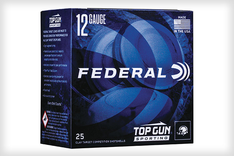 Federal Top Gun Product Line Expansion – New for 2020