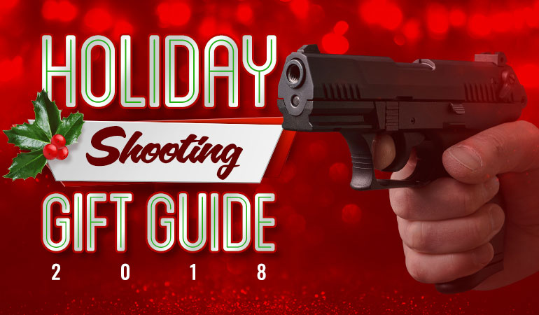 The best gifts for the holiday season from Firearms News.