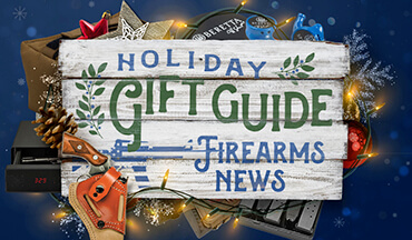 The best gifts for this holiday season from Firearms News.
