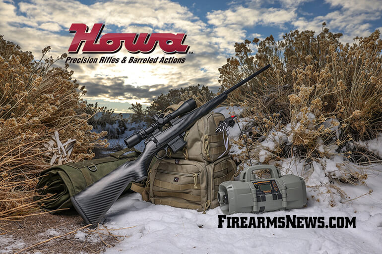 New for 2021 – Howa Carbon Stalker Mini Action Rifles