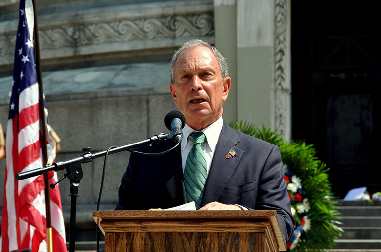 Michael Bloomberg: The Most Dangerous Presidential Candidate Ever
