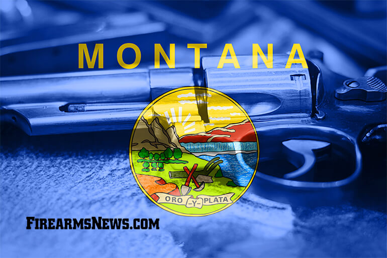 Montana Becomes First to Pass Constitutional Carry In 2021