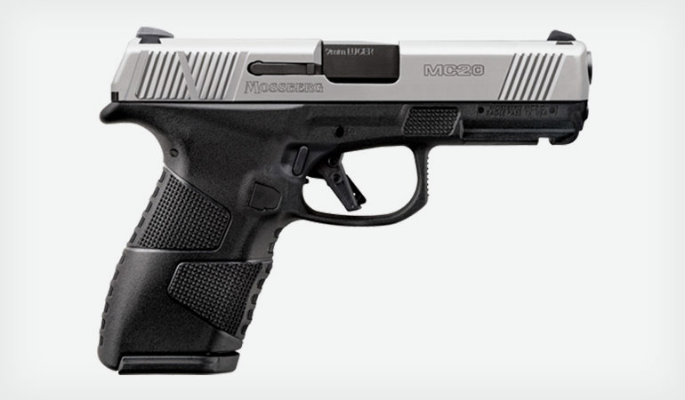Mossberg MC2c Compact 9mm Pistol – New for 2020