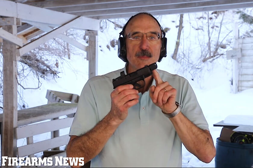 <p>Firearms News contributing writer Patrick Sweeney talks about the feature-packed Springfield Armory Hellcat RDP 9mm with a HEX Wasp optic and why it's a great daily-carry pistol. Also, see his full review in Firearms News' #8, 2021 which went on sale April 20.</p>